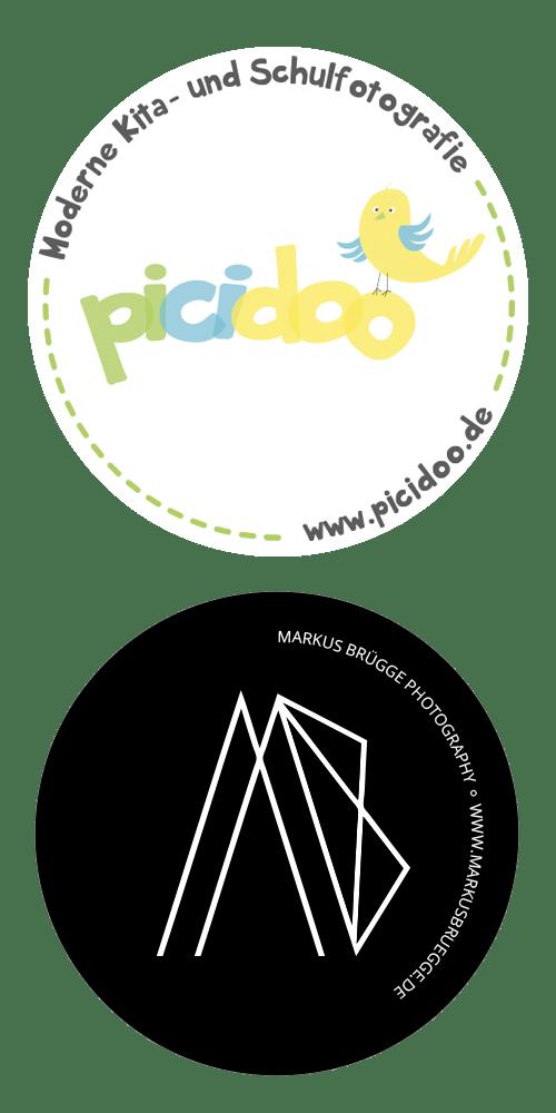 Grafikdesign aus Lüneburg - Zum Beispiel Sticker und Aufkleber erstellen und drucken lassen.