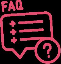 Hier findest du die häufigsten Fragen rund um das Thema Website günstig mieten